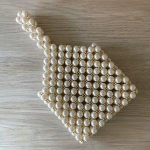 Mini Pearl Purse